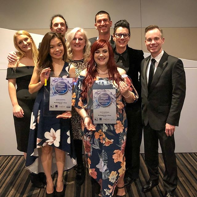 We were thrilled to take out Best Breakfast and Best Cafe Dining Adelaide (3rd year running!) at the Restaurant & Catering Awards 2019.  Thank you to all our wonderful customers for your support!