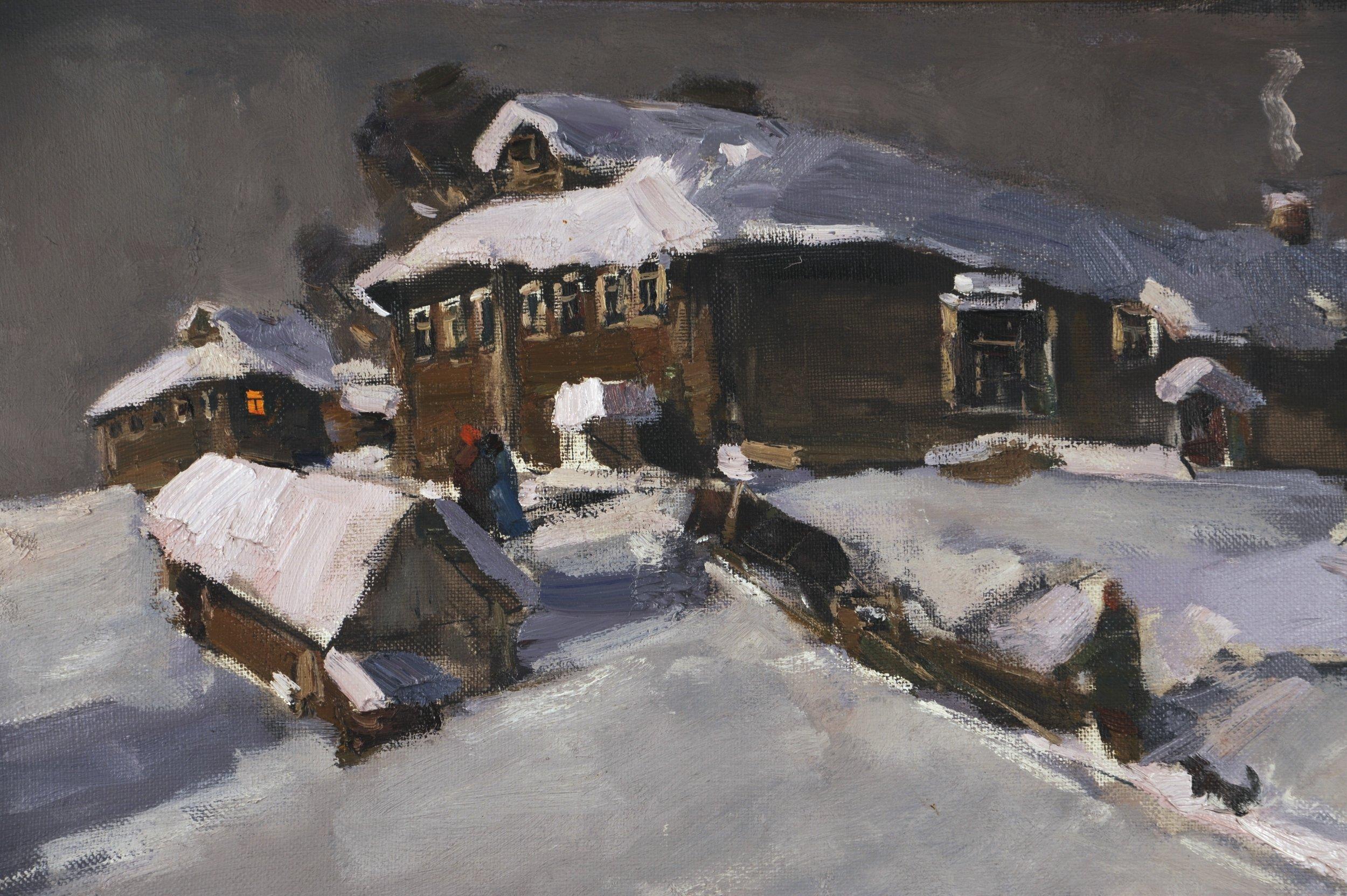 зимний вечер х.м. 60х90 1997.jpg