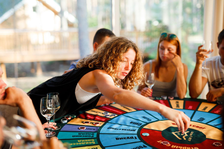 Винное казино