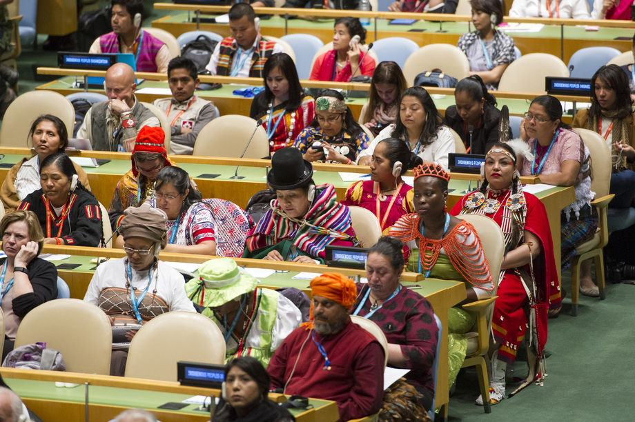 Opening Ceremony of Fifteenth Session UN Indigenous Forum