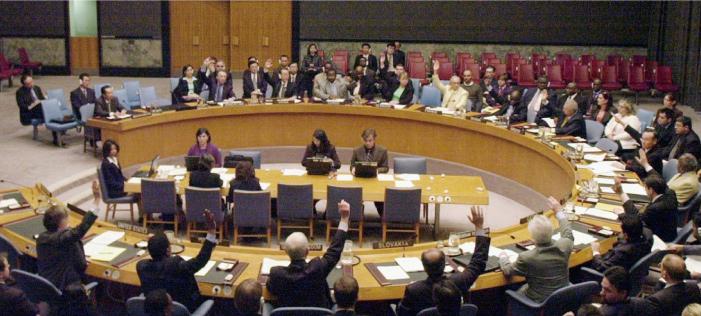 UN Security Council Resolution 1718