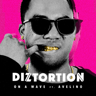 Diztortion - On A Wave (feat.Avelino)    Dutch producer Diztortion teamed up with British singer Avelino for a brand new jam. The trap infused beat in combination with raw vocals are bound to hit the clubs!