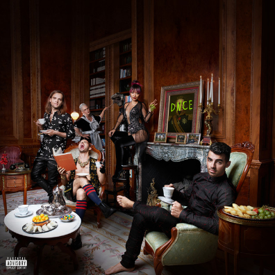 DNCE - Blown (feat.Kent Jones)    DNCE is a project by former  Jonas Brothers members.They are known for their monster hit ' Cake By The Ocean '. Check out the new funky track 'Blown' from their recently released debut album.