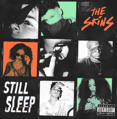 """The Skins - i    Brooklyn based siblings 'The Skins' released the infectious single 'i'. You can hear talent isn't an issue, and as they say on the track """"This is only the beginning""""."""