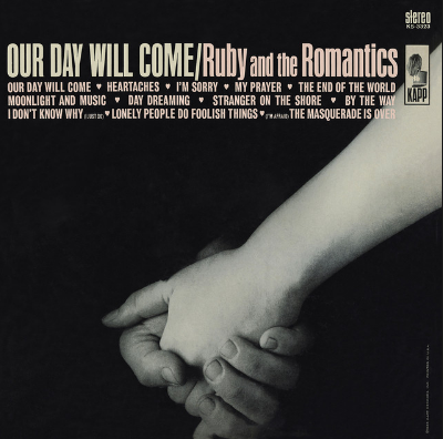 Ruby And The Romantics - Our Day Will Come   In 1963 r&b legends 'Ruby And The Romantics'had a smash hit with 'Our Day Will Come'. A soulful anthem about the uncertainties of love.