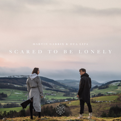 Martin Garrix - Scared To Be Lonely (feat. Dua Lipa)    Martin Garrix teamed up with singer Dua Lipa for his latest single 'Scared To Be Lonely'. This gem shows his talent as a producer and showcases why he was named the number one DJ in the world.