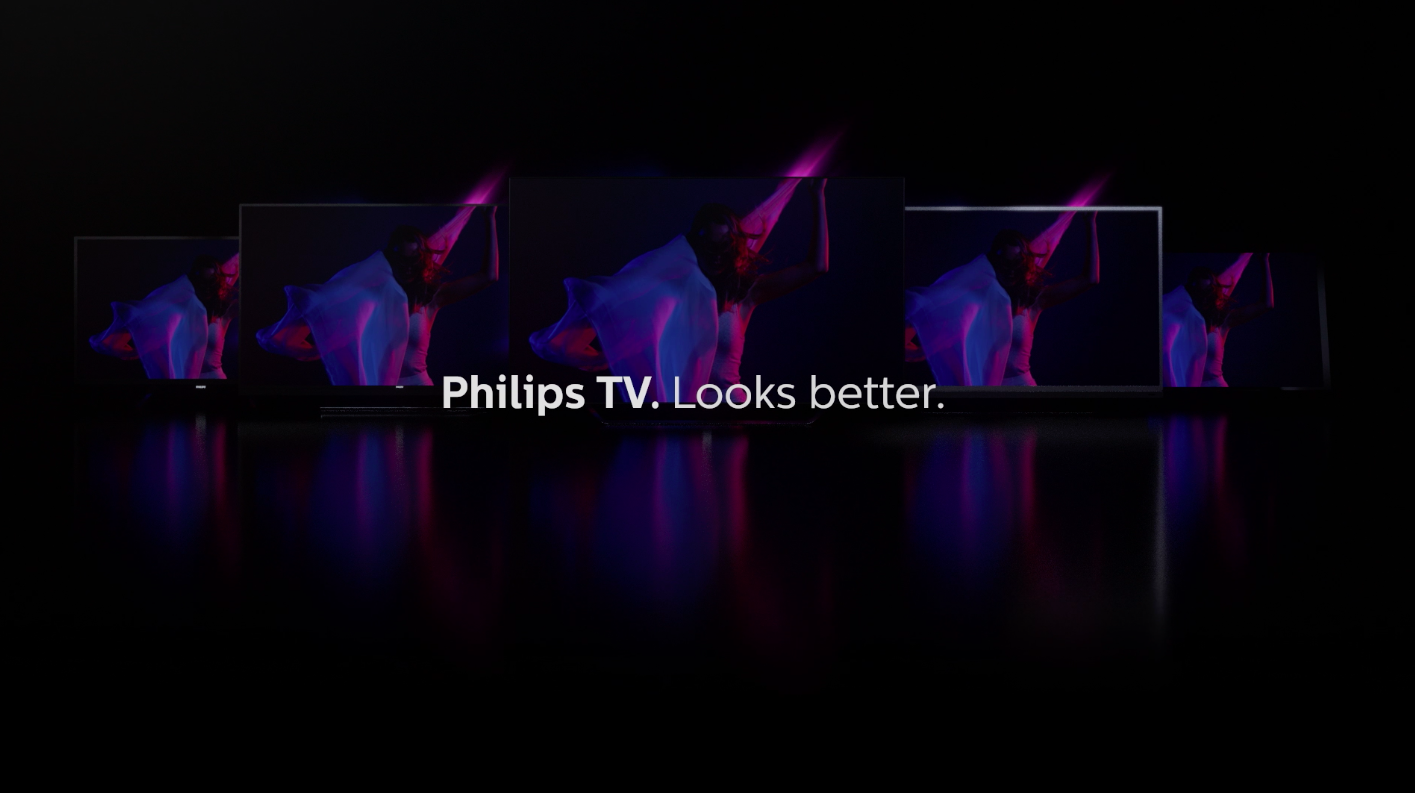 PHILIPS'Ambilight Range' -