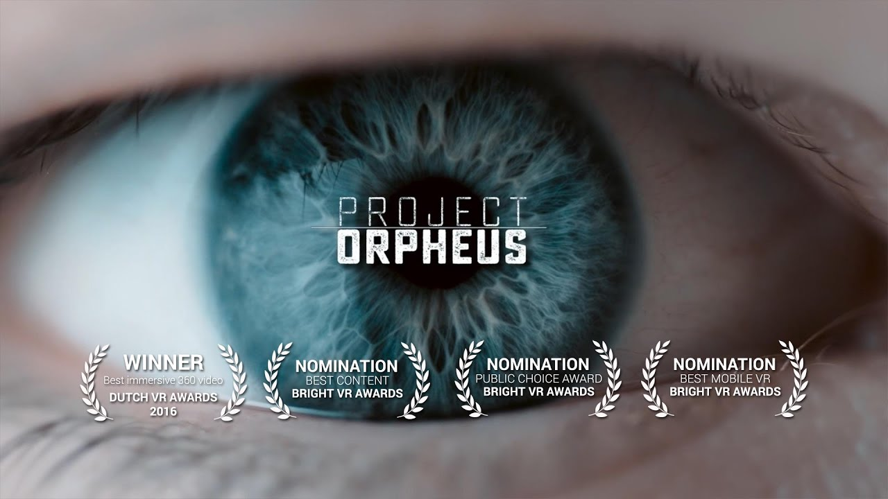 PROJECT ORPHEUS -