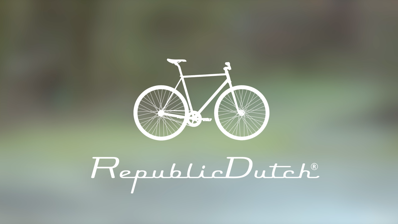 REPUBLIC DUTCH'Never forget your first' -