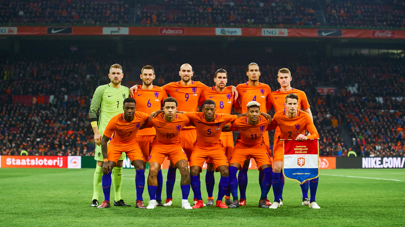 ING 'Motivatiespeech Nederlands Voetbal' -
