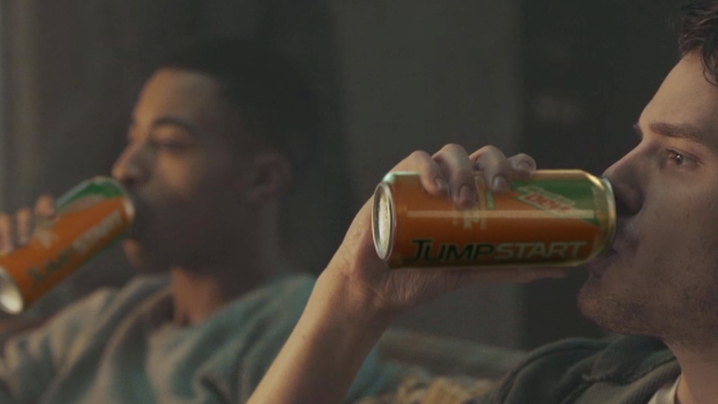 MOUNTAIN DEW 'Jumpstart' -
