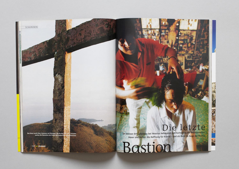 Inka Schnettler Gestaltung für das ADAC Reisemagazin