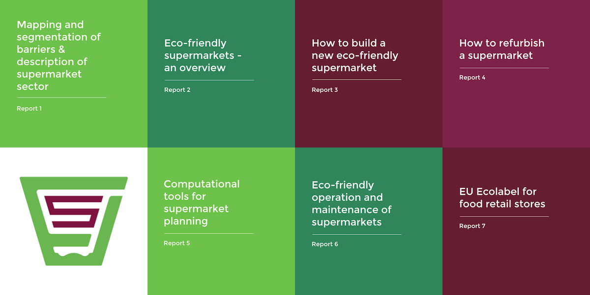 SuperSmart launches 7 training reports on energy-efficient food stores