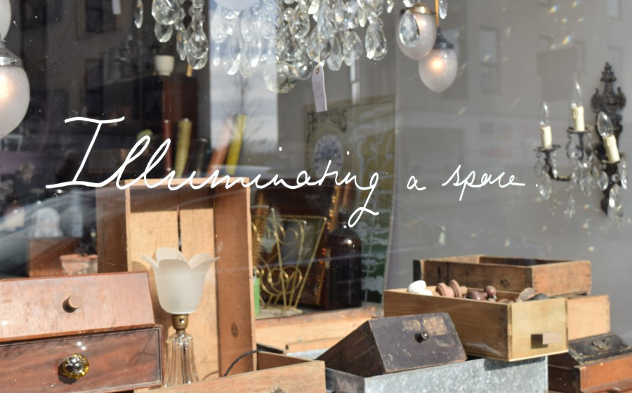 Just up the road from Tandem, Agapanthus Interiors is always worth a look for it's gorgeous vintage lighting and eclectic array of furniture and accessories,