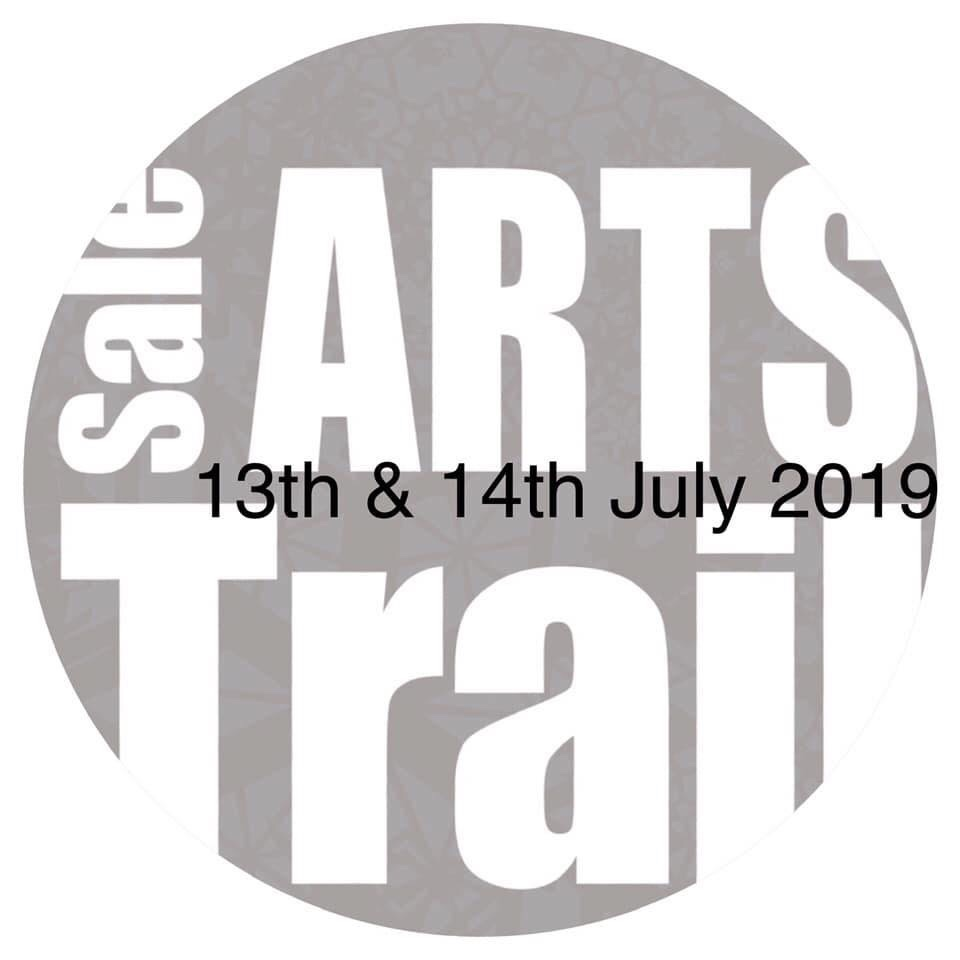Sale Arts Trail 2019 - 13th July 10-5pm14th July 10-4pmSale Arts Trail returns this summer with open studios, exhibitions, a pop up shop and an artist takeover of Minikin. Walk the trail and stop at work places of artists producing ceramics, paintings, jewellery, photography, sculpture, print and glass.I will be at Venue A: Minikin,57 Cross Street, Sale, M33 7HFMore details on the website