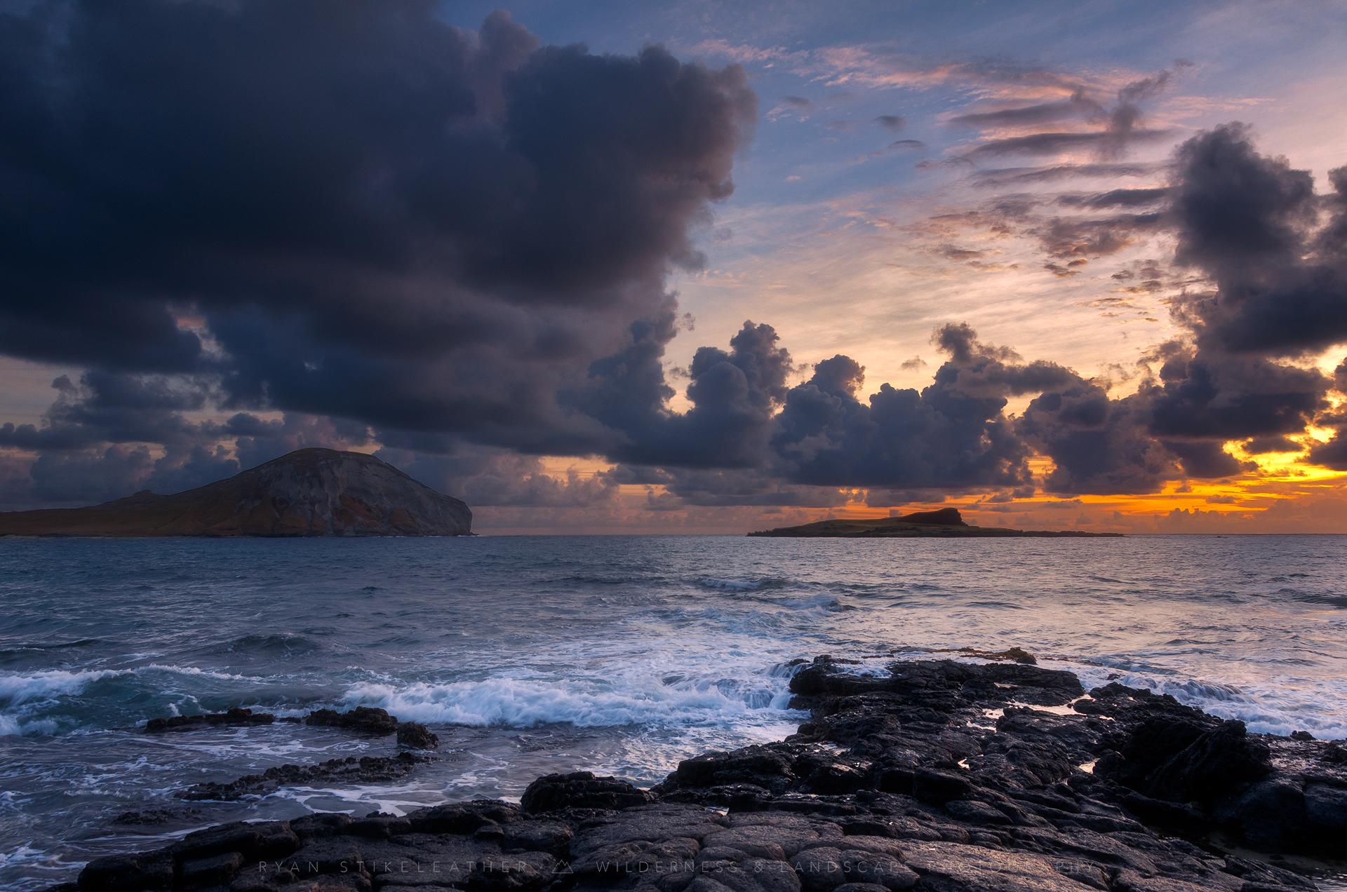 Makapuu Sunrise—photo by  Ryan Stikeleather