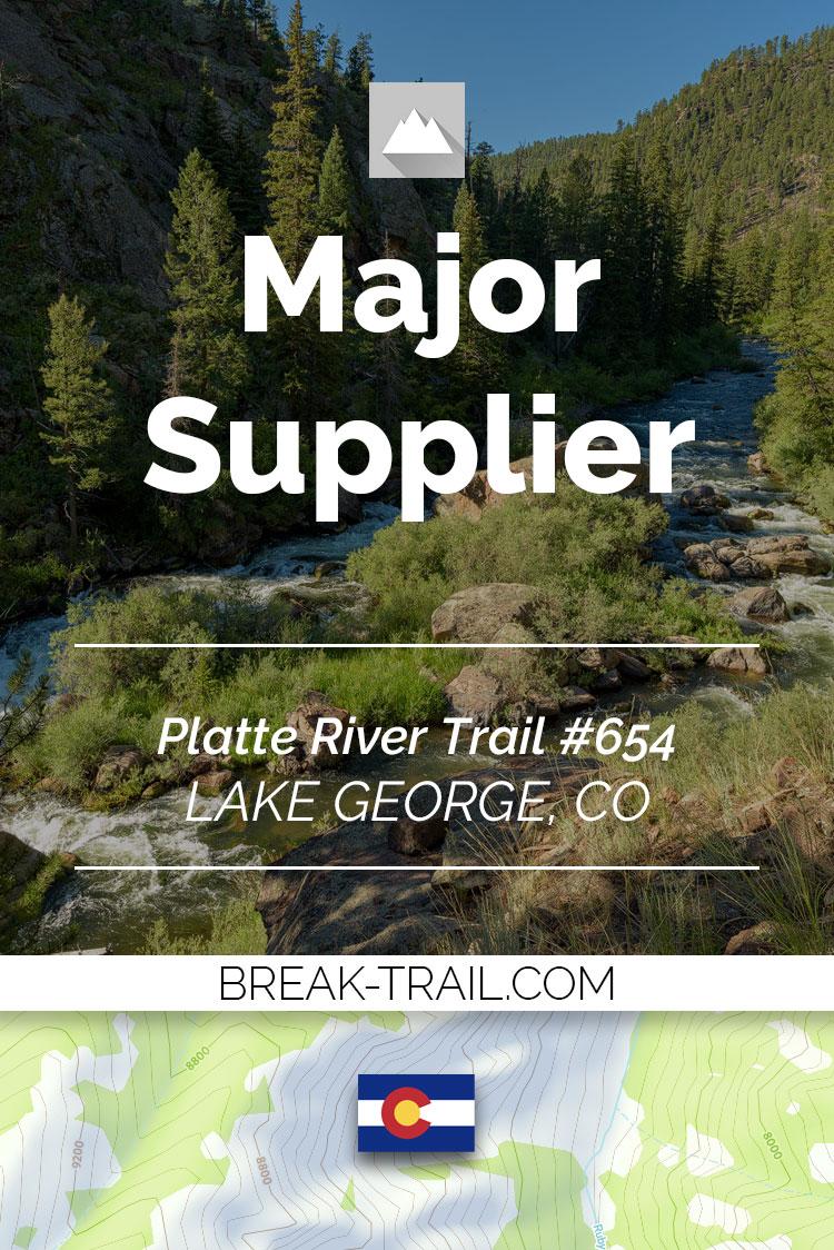 Pinterest Pin for Platte River Trail No 654