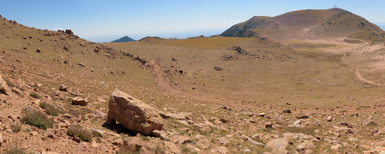 Almagre Mountain