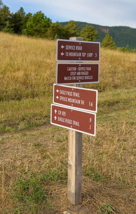Eagle Pass Trail