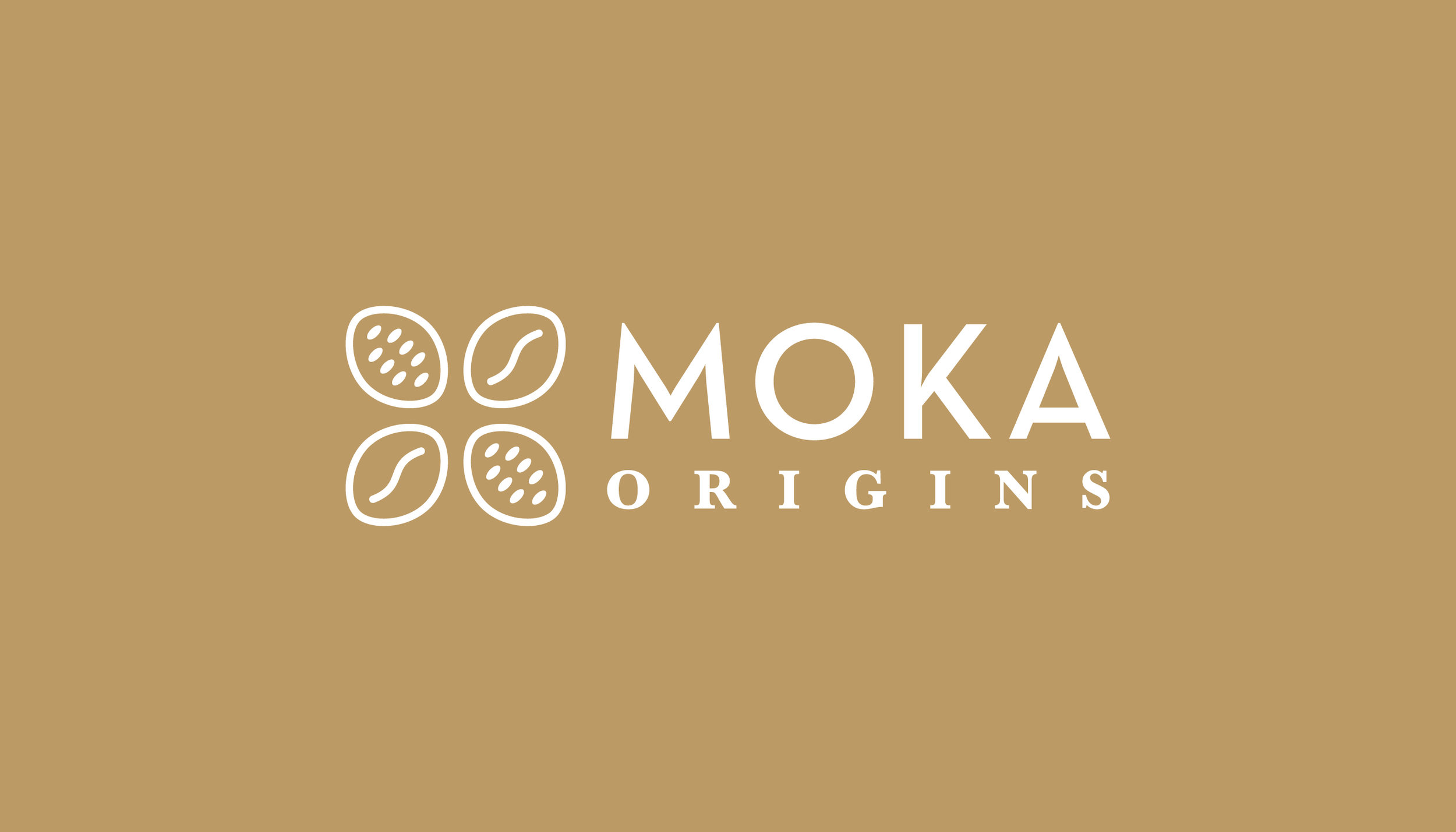Moka Chocolate Logo Design
