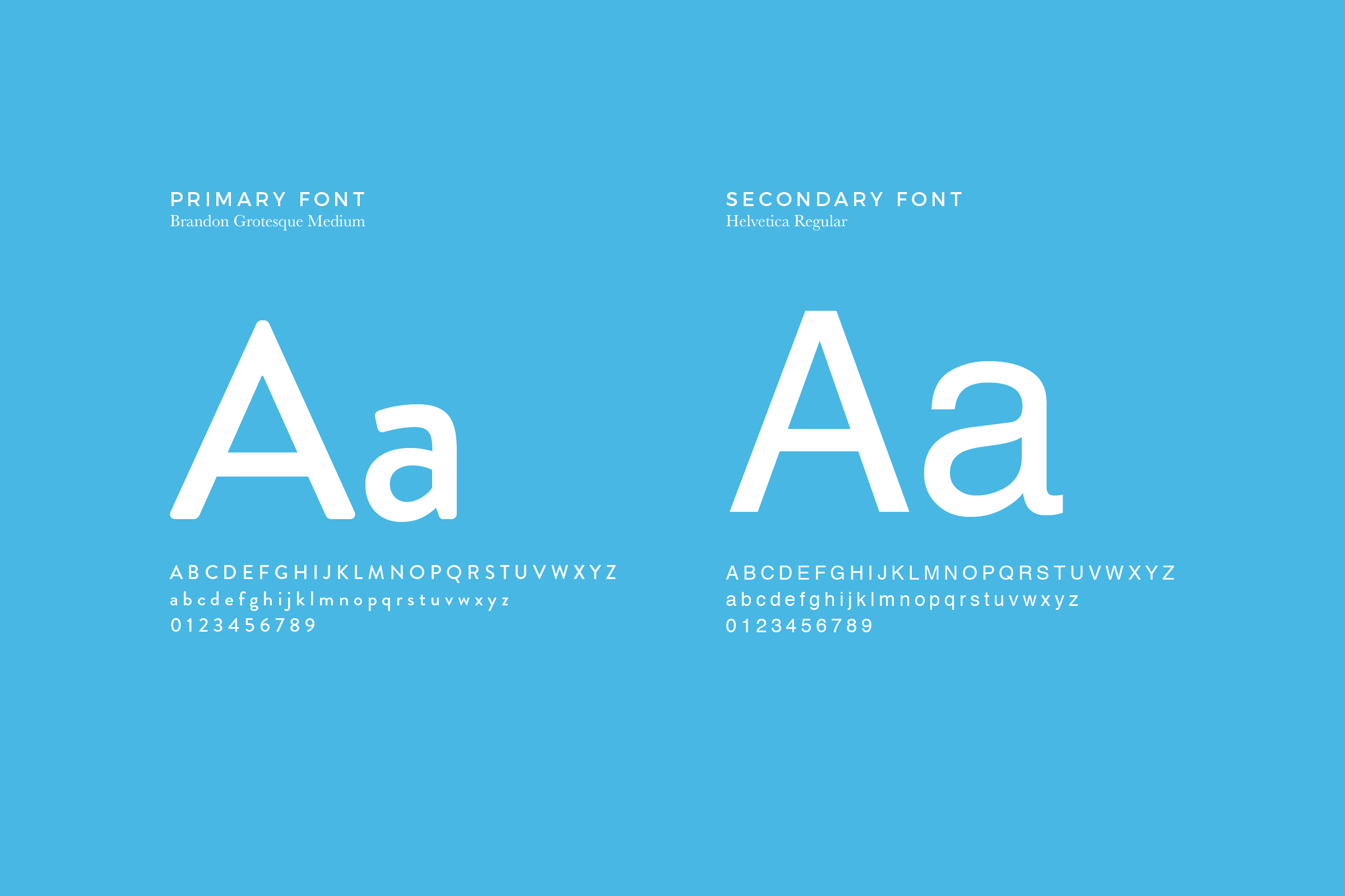 Bold Font Combination