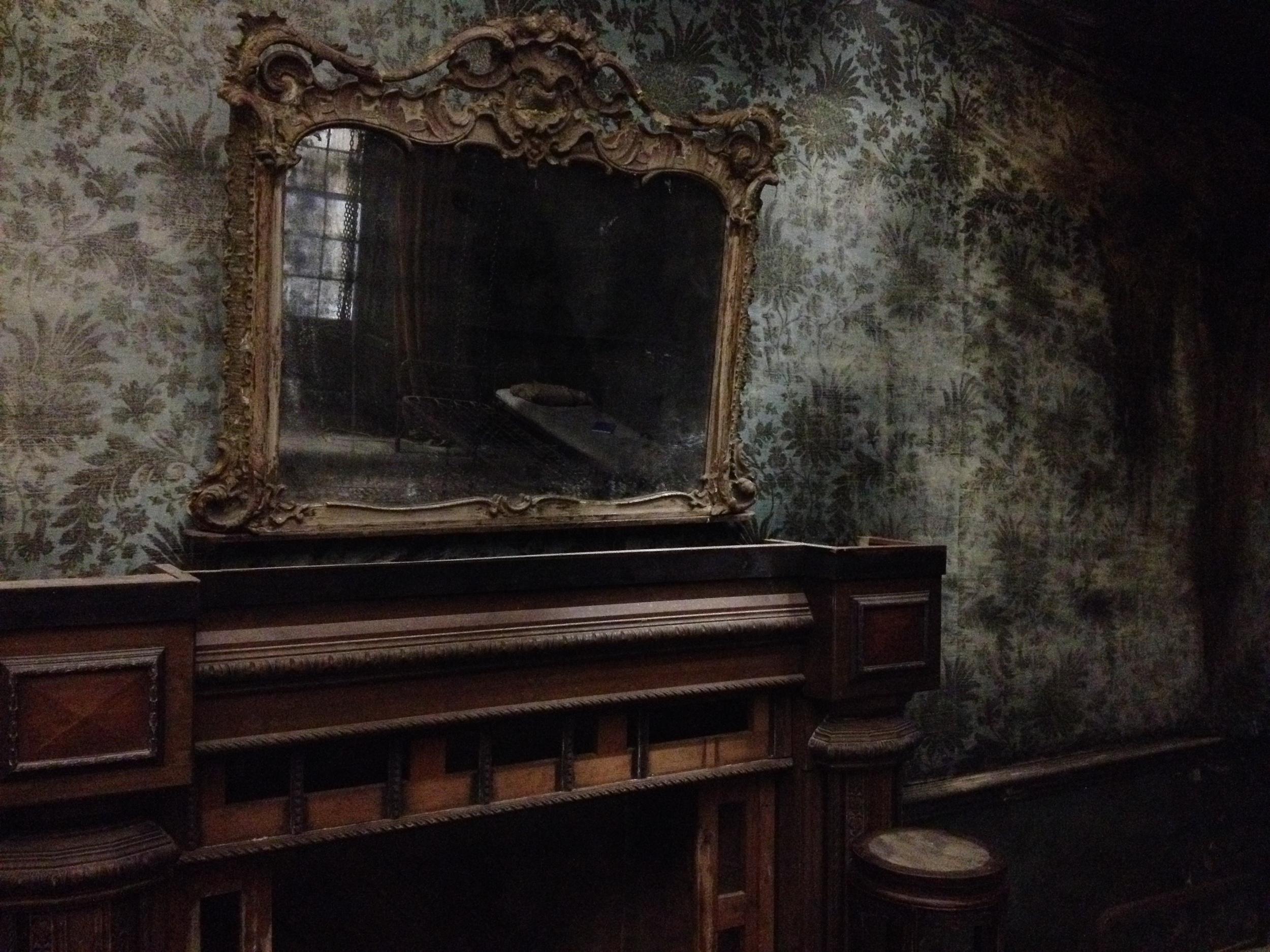 Distressed Mirrors:walls.JPG