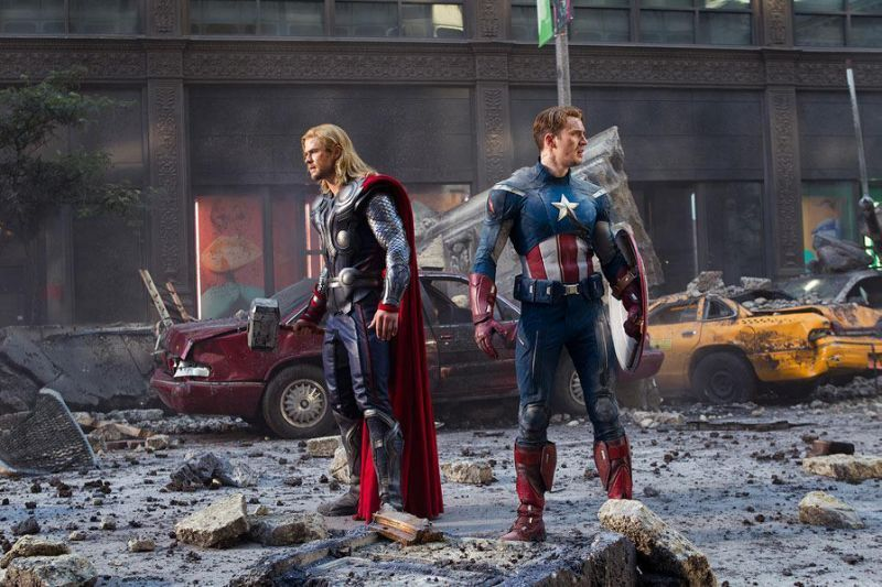 The Avengers Age of ultron - craftwork projects - set construction 2.jpeg