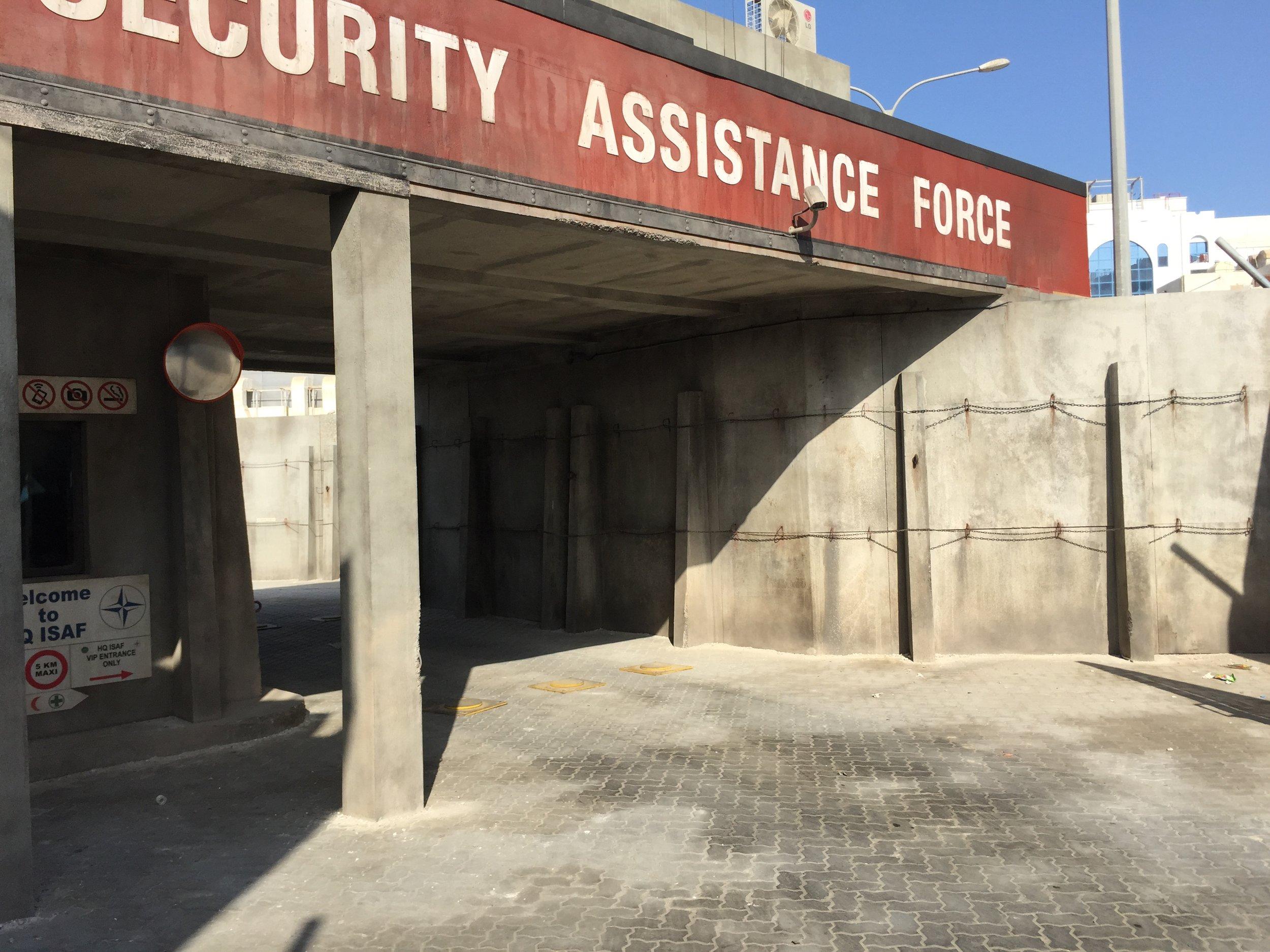 CRAFTWORK PROJECTS - WAR MACHINE 8 - ISAF BUILD.jpg