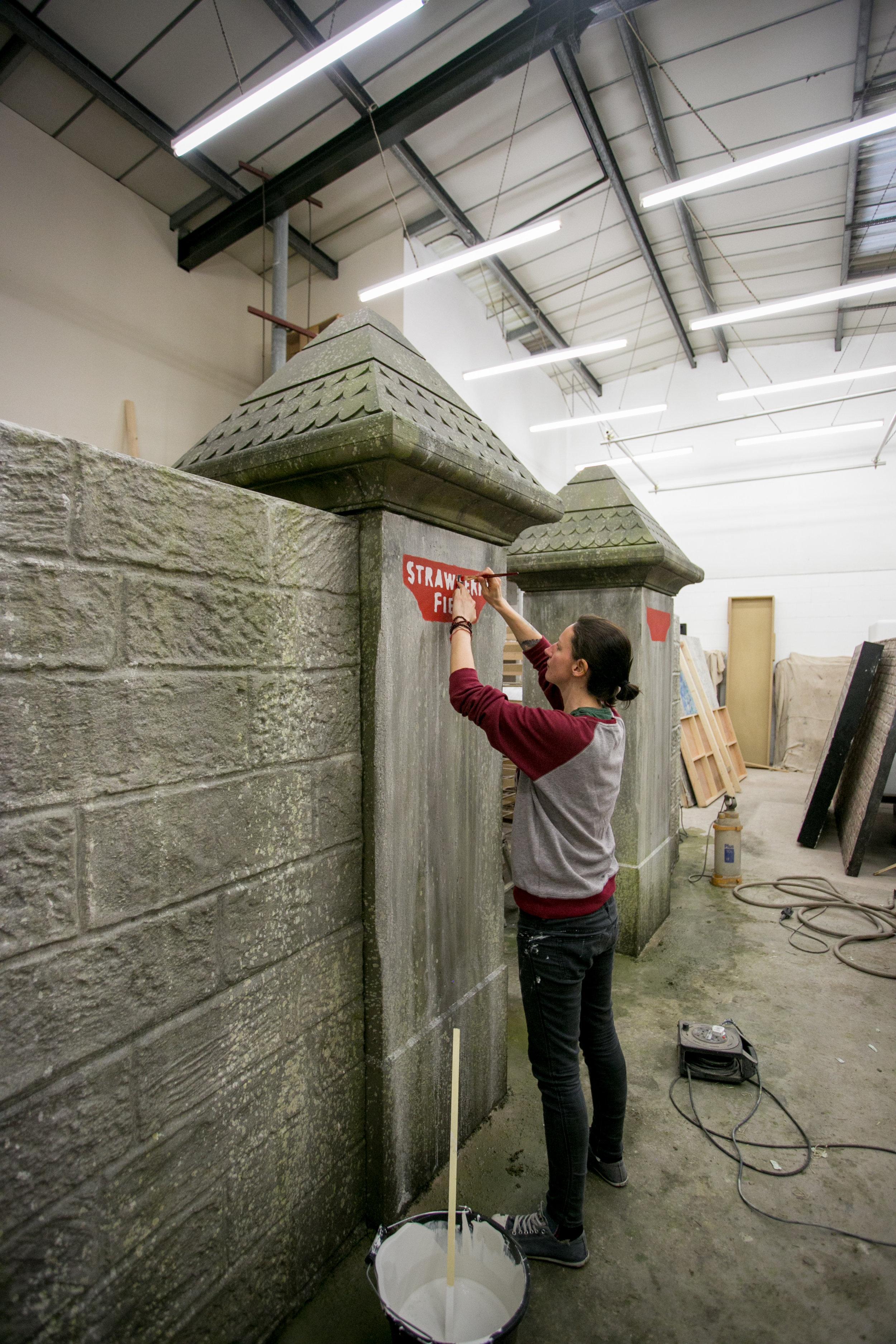 Craftwork Projects - Sgt Pepper gates stencil 1.jpg