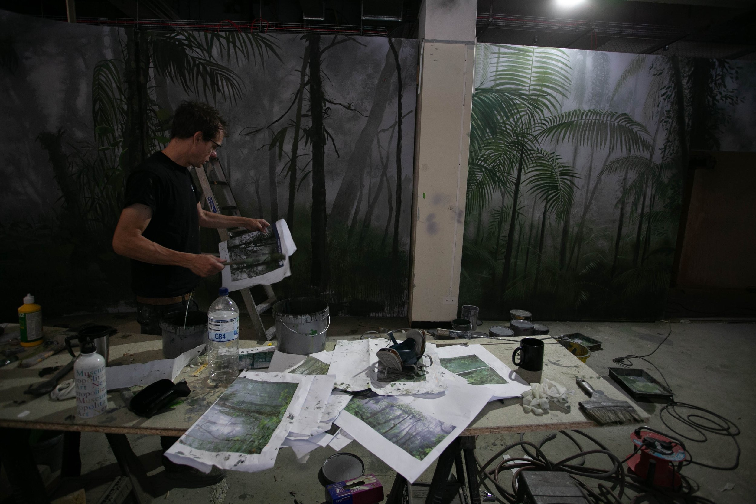 Craftwork Projects Jungle scenic artist.jpg