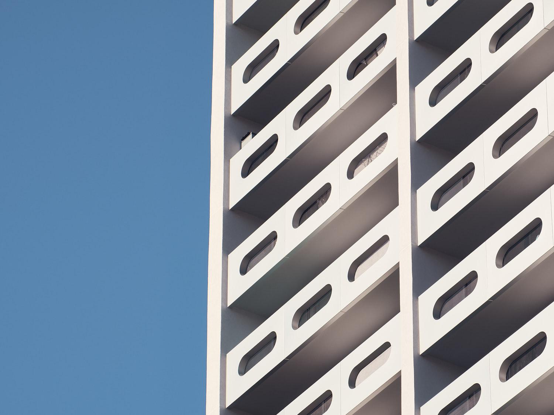 Atelier Tequi architectes - Réhabilitation Tour H15 Beaugrenelle à Paris