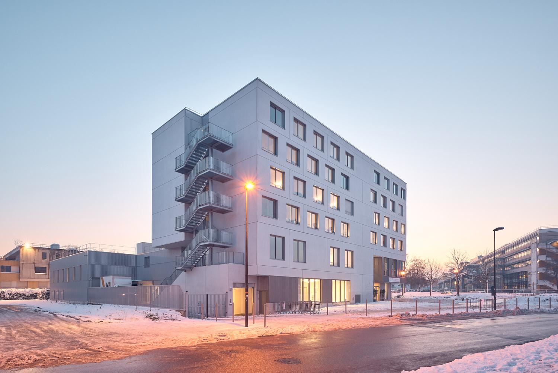 Atelier Tequi architectes - Groupe 3F