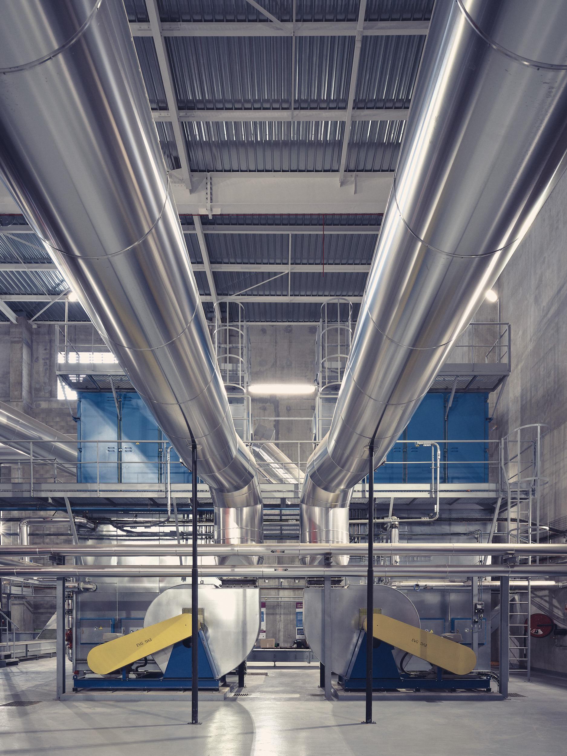 Industrial Boundaries II
