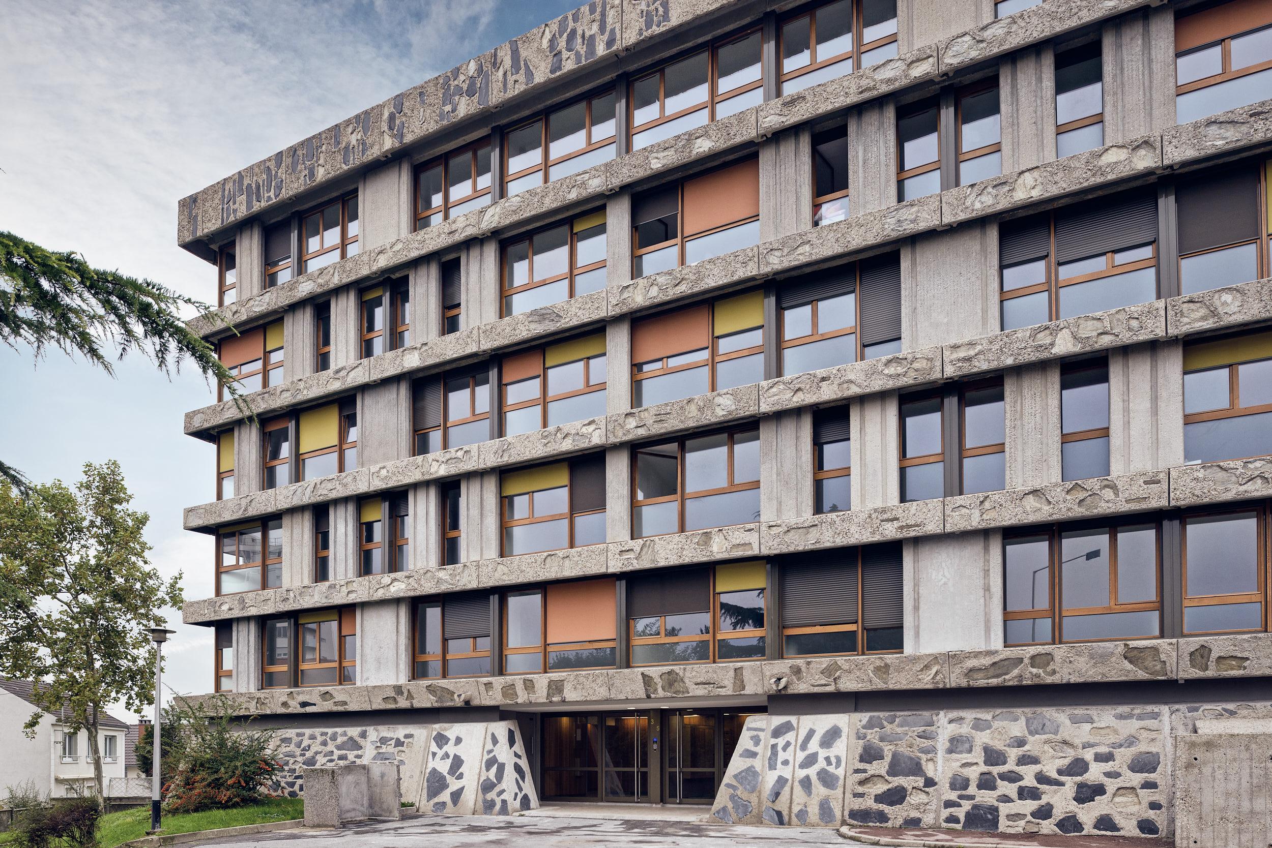 Paul Bossard - Agence RVA architectes