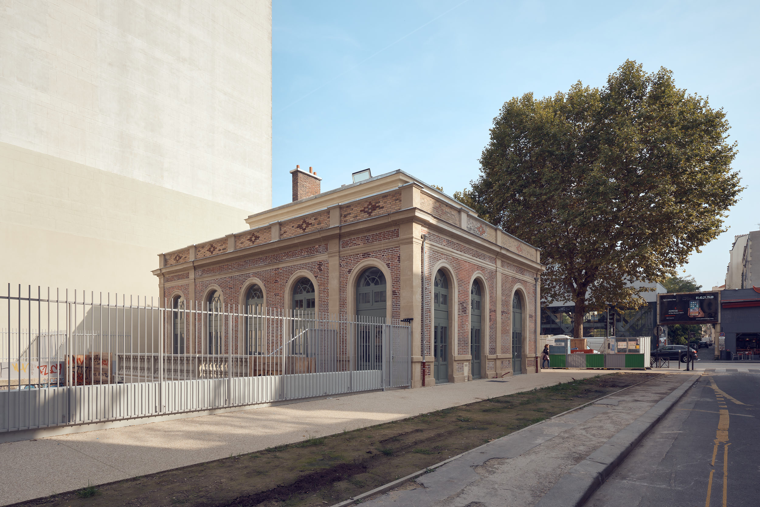 Louis Paillard architectes