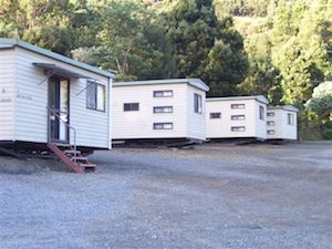 Rosebery Accommodation cabin and tourist park - World Heritage Cruises