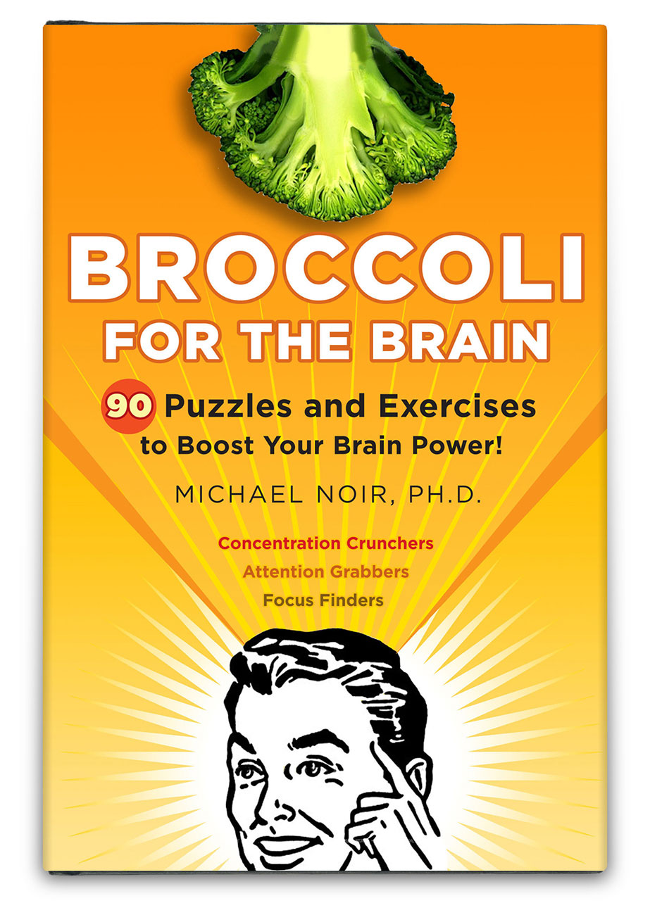 BROCCOLI FOR THE BRAIN