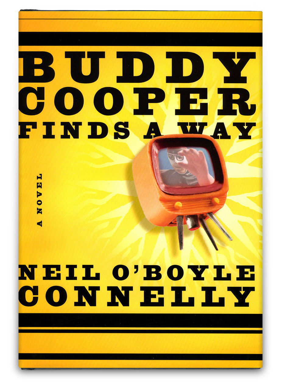 BUDDY COOPER FINDS A WAY