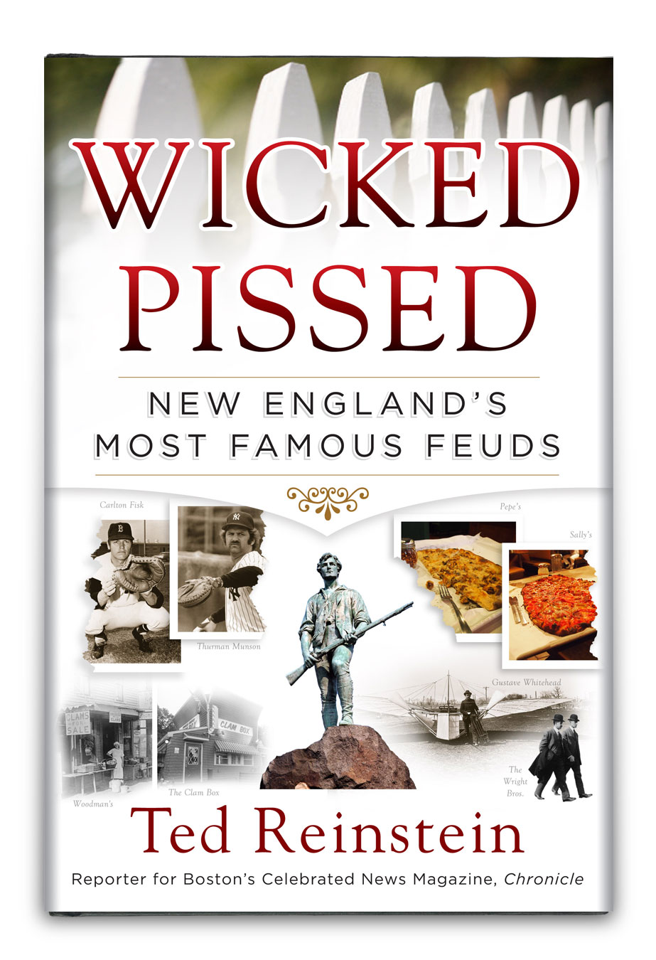 WICKED PISSED