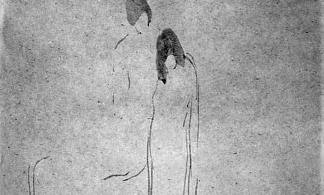 Gaston Lachaise, Two Women  (c. 1908), The Metropolitan Museum of Art,Bequest of Scofield Thayer, 1982. Public Domain.