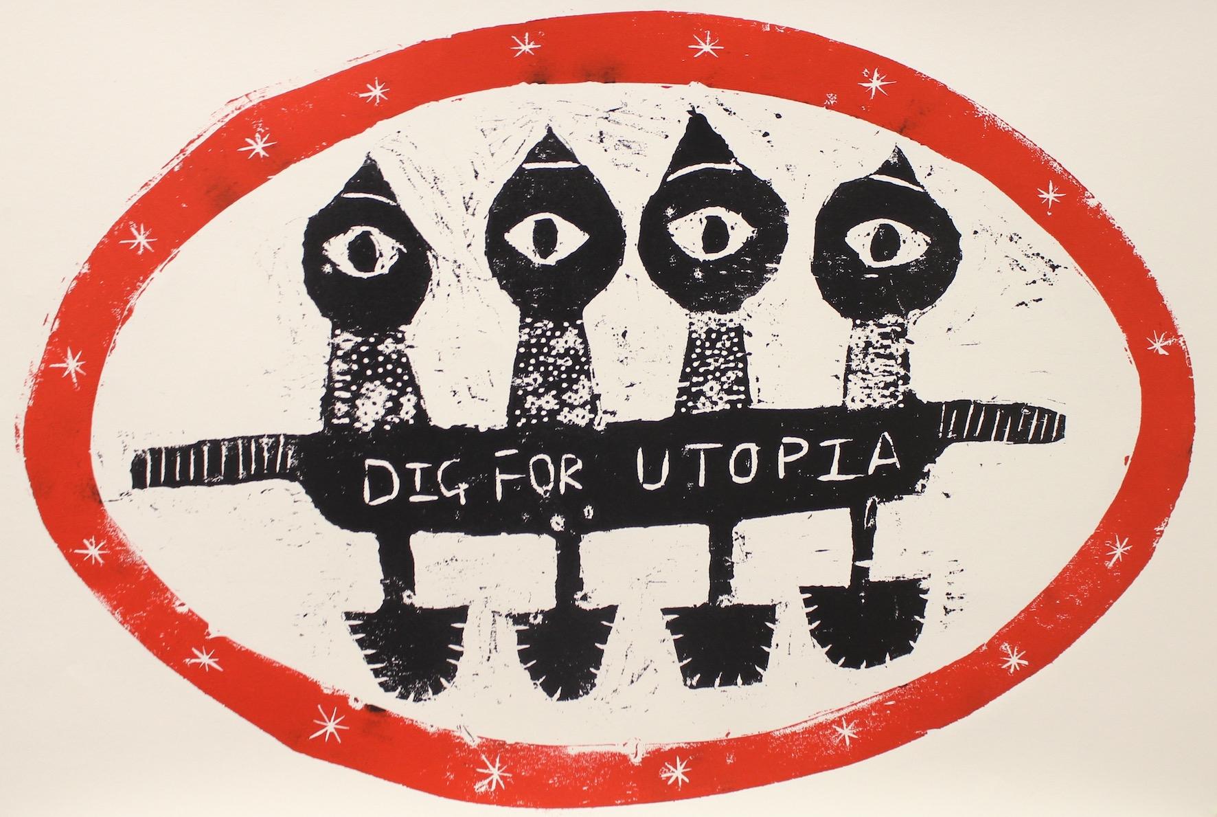 """Declan Jenkins, """"Dig for Utopia"""" (2016)"""