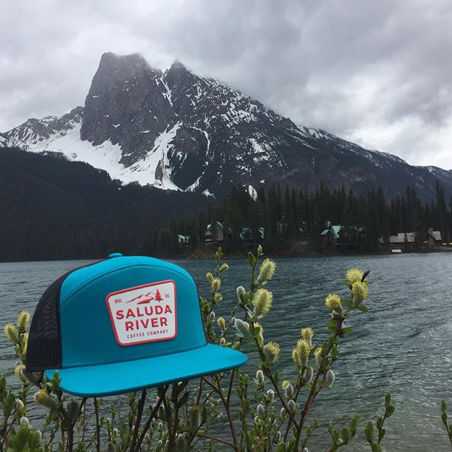 No filter needed at Emerald Lake, Yoho National Park, British Columbia! Thanks @theoriginalcuh for the shot! Coffee on us when you get back:)
