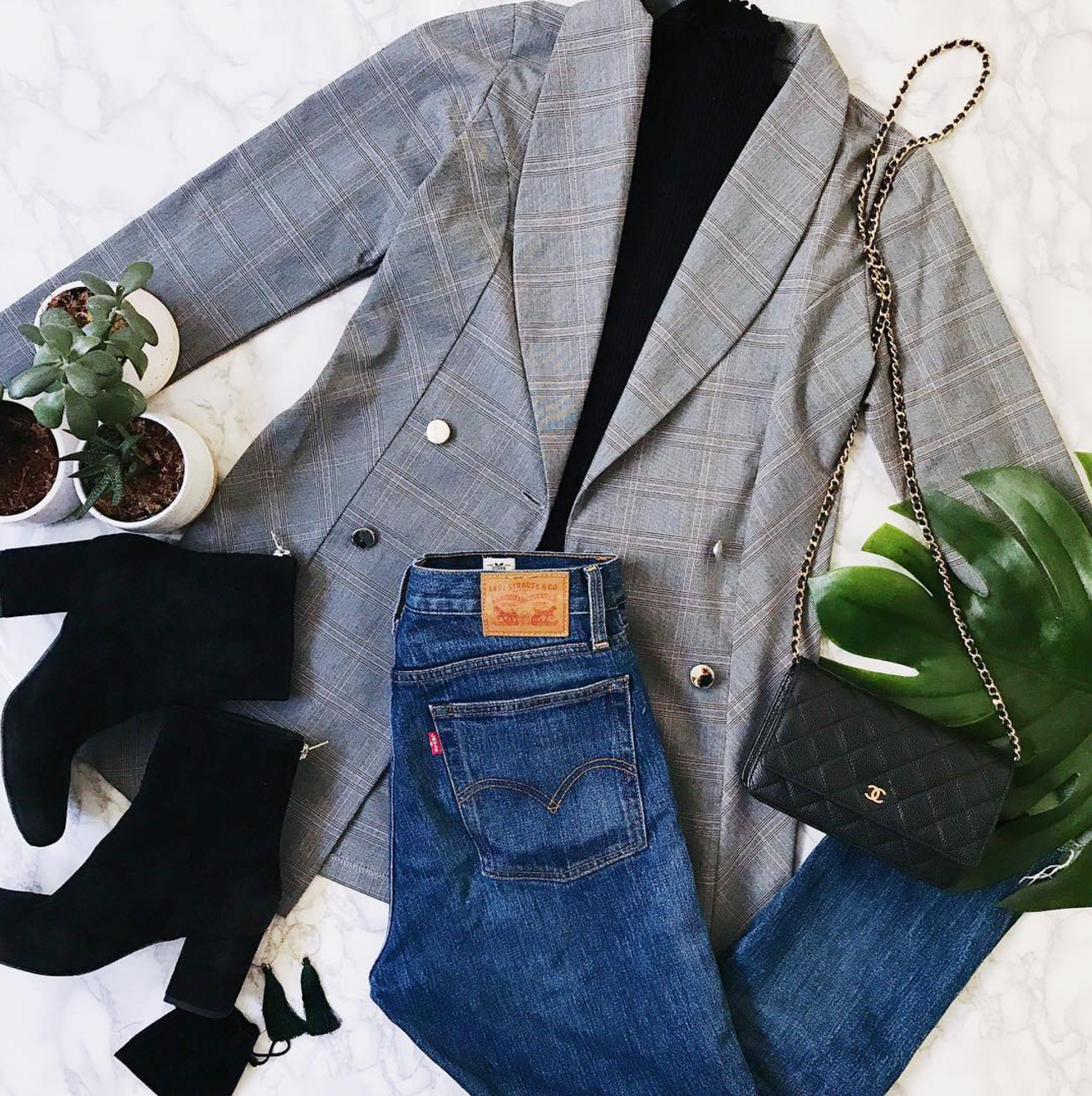 THE 5 MUST-HAVE ITEMS - for your fall wardrobe