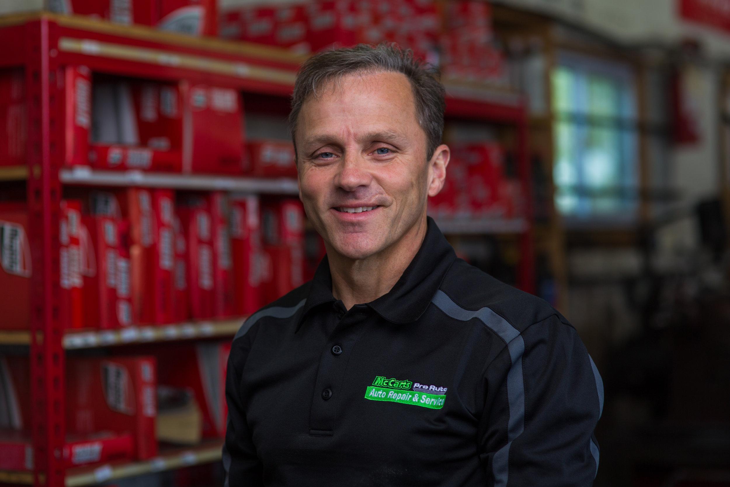 Gary Groves - Quailty Control/Shop Foreman