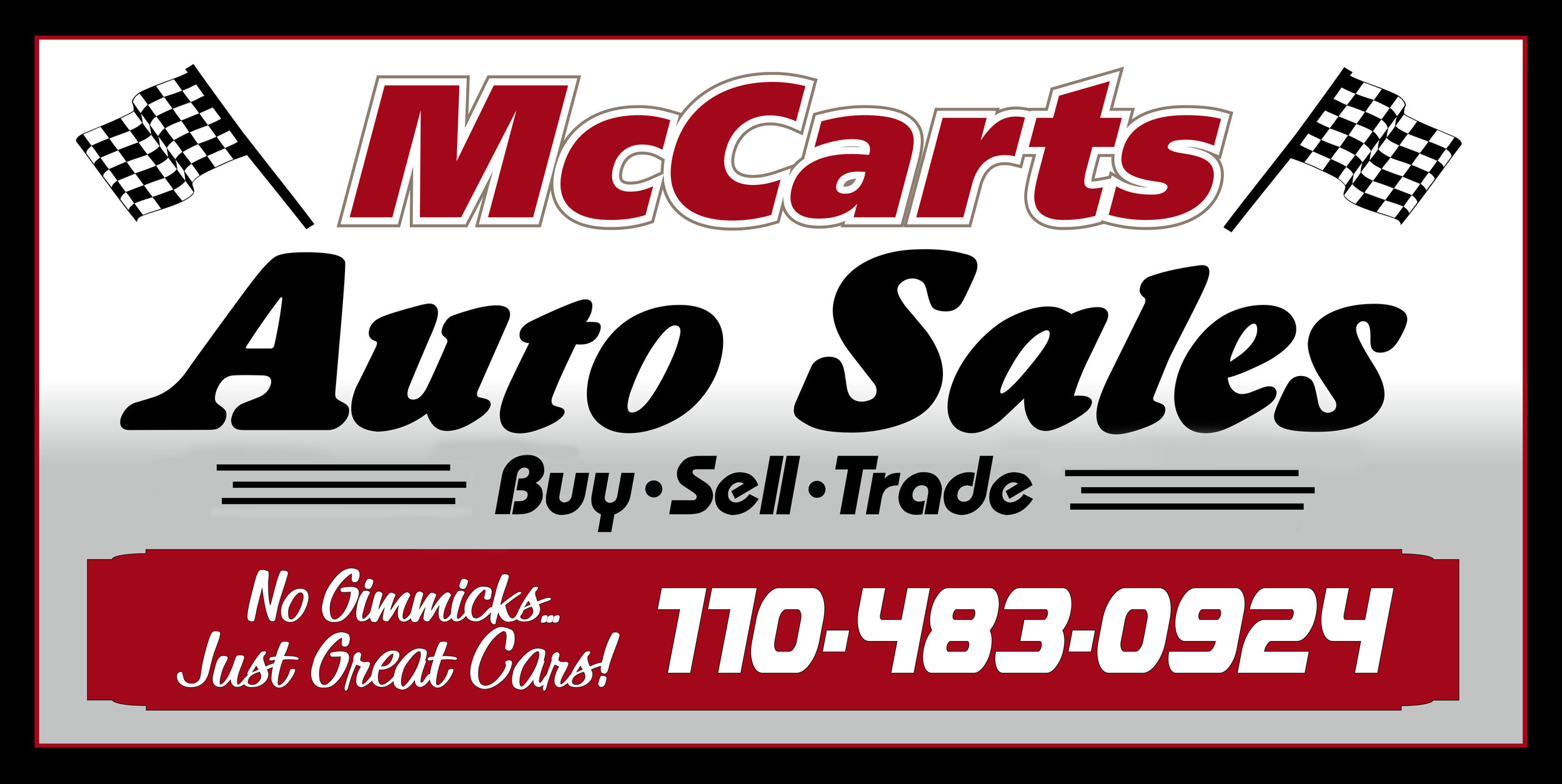 Click the logo to visit McCarts Auto Sales