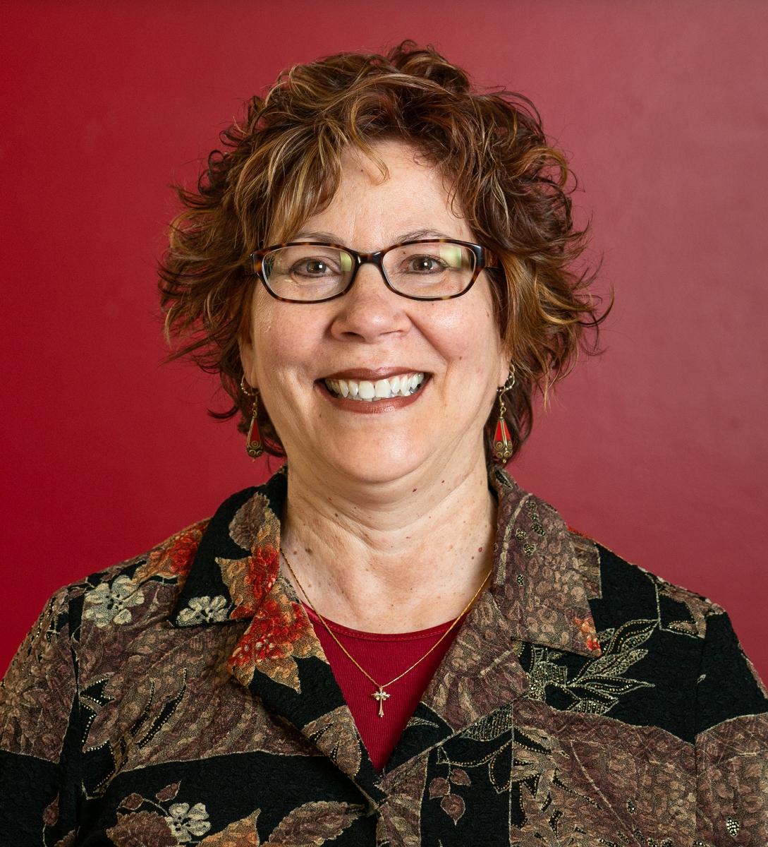 Janette Lyndaker Gallagher — Interim Pastor
