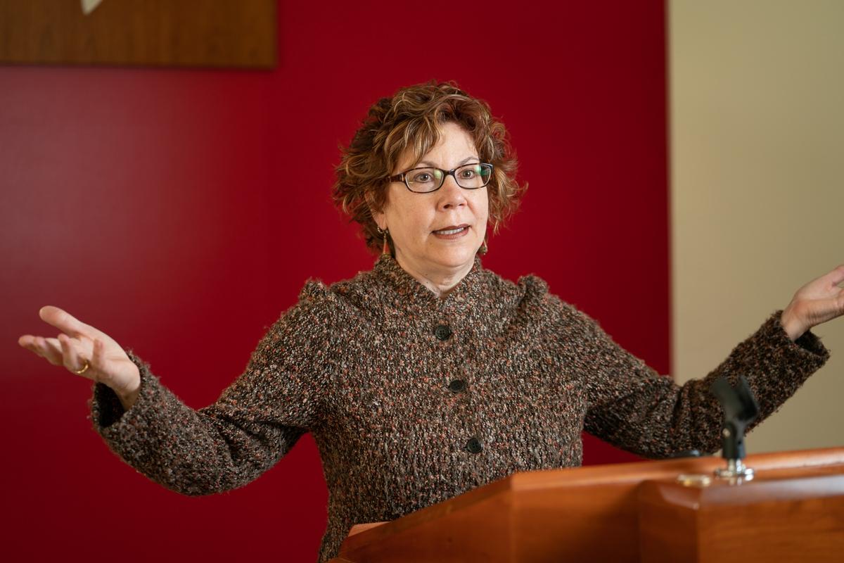Janette Lyndaker Gallagher - Interim Pastor