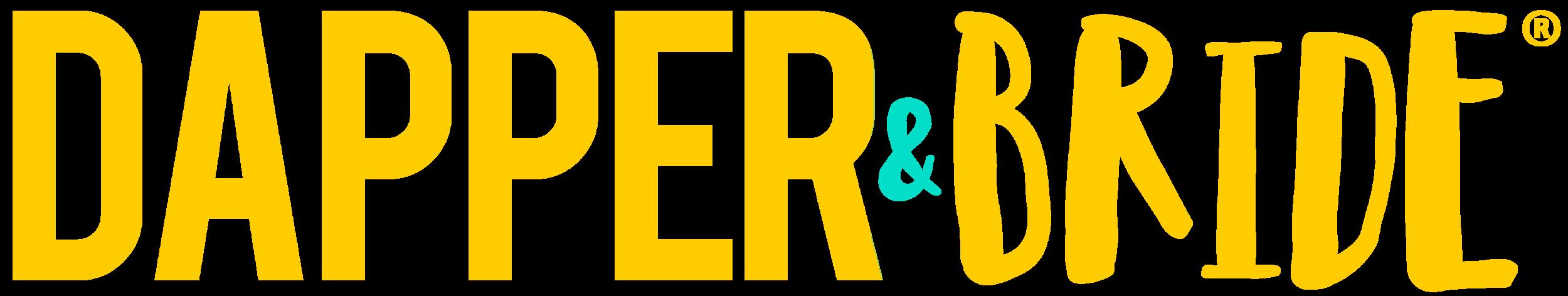Dapper & Bride Logo YLW B.png