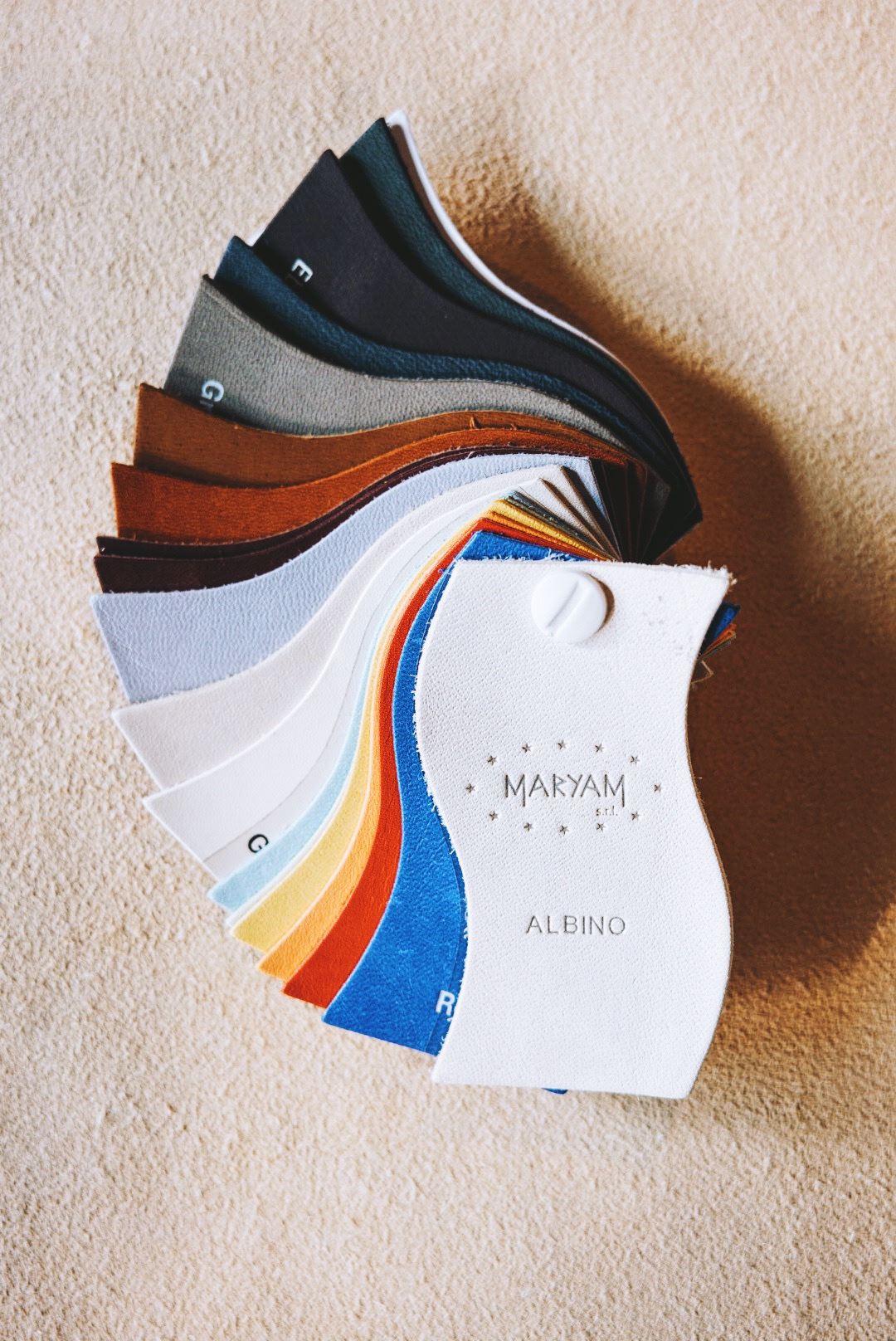 ALBINO SAMPLES