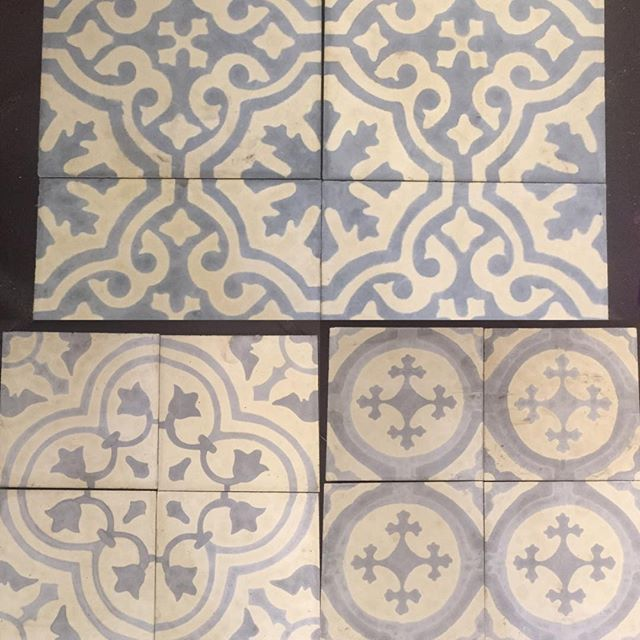 Tile Samples...which ones your favorite?